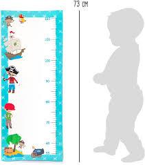 Pirate Height Chart Drawing Sheet Babydom Co Uk