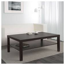 lack coffee table black brown ikea for best and newest dark brown coffee tables