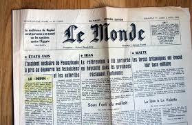 Французская газета le monde продает контрольный пакет акций ФОКУС Французская газета le monde продает контрольный пакет акций
