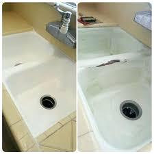 kitchen sink reglazing kitchen sink reglazing orange county ca