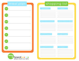 Free Printable Blank Grocery List Template Blank Grocery Shopping List Template Zoom Design Free
