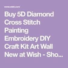 <b>5D DIY 100</b>% <b>Full</b> Diamond Painting Cross Stitch | Diamond ...