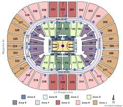 Smoothie King Center Concert Seating Chart King Center Seating Spanglishwear Co