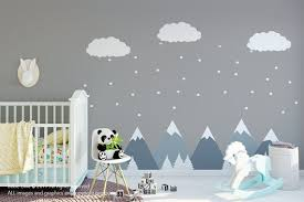 baby wall decals nursery wall stickers