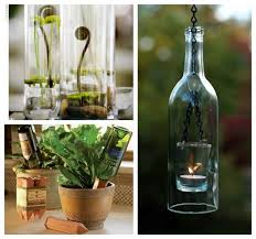 Wine Bottles Decoration Ideas Wine Bottle Decorating ideas 100 13