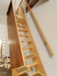 ship ladder ship ladder stair to attic