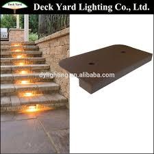 Low Voltage Led Step Stair Paver Dot Light 12v Paver Dots