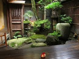Small Picture Tiny Japanese influenced courtyard stunning Zen Gardens