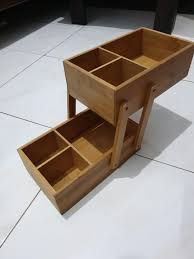 Image Shipping Crate Carousell Box Make Up Kayu Home Furniture On Carousell