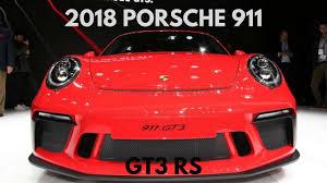 2018 porsche gt3 rs. brilliant gt3 2018 porsche 911 gt3 rs manual transmission  geneva auto show in porsche gt3 rs