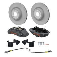 ford performance m 2300 v mustang front brake kit 6 piston brembo 2015 GMC Wiring Diagram at 2015 Mustang Performance Pack Wiring Diagram