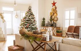 Xmas Decoration For Living Room 15 Beautiful Ways To Decorate The Living Room For Christmas
