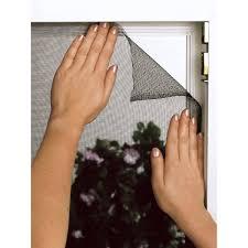 Fliegengitter Fenster 130 Cm X 150 Cm Schwarz Kaufen Bei Obi