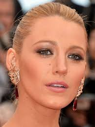 cannes 2016 the best celebrity beauty looks on the wedding makeup blake lively makeup makeup for burgundy dress wedding hair makeup