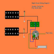 wiring diagrams archive shred guitars