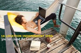 digital nomad jobs for people who want to travel the world