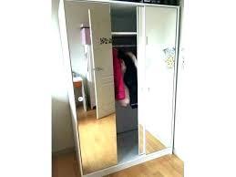 sliding mirror closet door rollers wardrobe doors corner mirrored 3