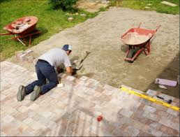 putting down pavers. Interesting Putting How To Guide For Pavers Brick Patio Stone And Pavers Throughout Putting Down N