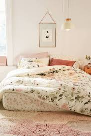 best  floral comforter ideas on pinterest  rose gold bed