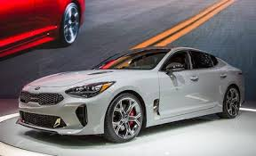 2018 kia gt stinger specs. simple kia 2018 kia stinger a rwd sports sedan aimed straight for the germans with kia gt stinger specs