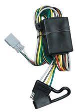 honda odyssey trailer hitch oem trailer hitch wiring tow harness for honda odyssey 2000 2001 2002 2003 2004