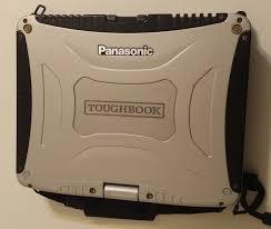 Bán Laptop Panasonic Toughbook CF-19 cho dân ôtô