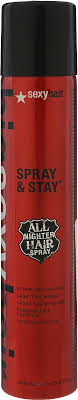 "<b>SexyHair Лак для</b> волос ""Big Spray&Stay Intense Hold Hairspray ..."