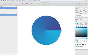 Pie Chart Sketch At Paintingvalley Com Explore Collection