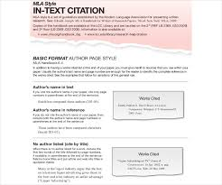 Using Citations in a Paper   MLA Citations   Library Home     Citation Template