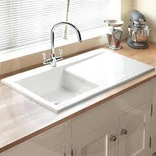 White Kitchen Sink Beautiful Kitchen Sink Design By White Porcelain