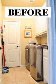 small laundry room big makeover