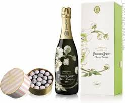 2016 perrier jouet belle epoque brut millesime with truffles gift ortment chagne france