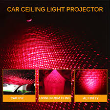 Galaxy Lighting Replacement Glass Us 3 38 45 Off Onever Mini Led Car Roof Star Night Lights Projector Light Interior Ambient Atmosphere Galaxy Lamp Decoration Light Usb Plug In