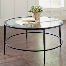 ... Winning Table Round Metal And Glass Coffee Contemporary Expansive  Eclectic Wood M Eclectic Coffee Table Coffee