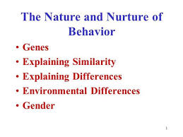 Nature vs nurture thesis  Corruption essay for students SCIENCE SONGS ROCK