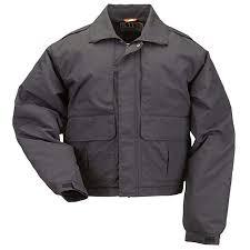 5 11 Tactical Mens Double Duty Jacket Nylon Shell Construction Tactec System Style 48096