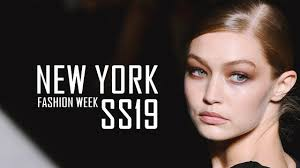 <b>New</b> York Fashion Week | <b>Spring</b>/<b>Summer 2019</b> - YouTube