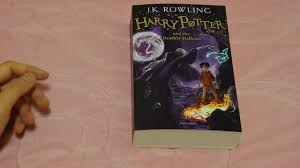 harry potter and the ly hallows uk paperback new cover 2018