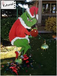 Grinch Wood Patterns Magnificent Decorating Ideas