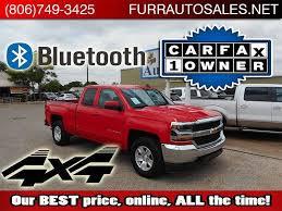 Chevrolet Silverado 1500 for Sale in Lubbock, TX 79412 - Autotrader