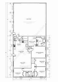 40x40 2 story house plans new barndominium floor plans pole barn house planetal barn