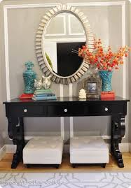 Console Decor Ideas Decorating A Console Table Georgi Furniture