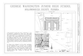 Hillsborough County Organizational Chart File George Washington Junior High School 707 Columbus