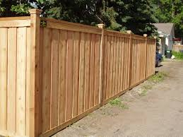 wood fence installation services in mn