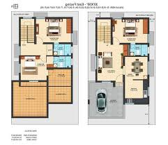 duplex vastu home plans lovely precious 11 duplex house plans for 30 50 site east facing north