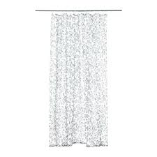 shower curtains curtain rod review black and white ikea