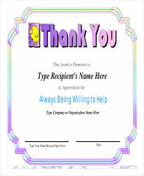 free templates for certificates of appreciation certificate of appreciation pdf employee appreciation certificate