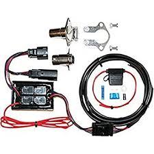 amazon com Trailer Wiring Harness khrome werks 720751 plug and play trailer wiring harness for harley davidson 2014 flhr flhtkse