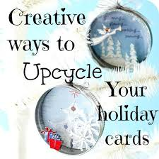 4053 Best Christmas Ornaments Images On Pinterest  Christmas Christmas Crafts From Recycled Materials