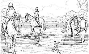 Small Picture Printable 21 Horse Jumping Coloring Pages 3890 Free Coloring